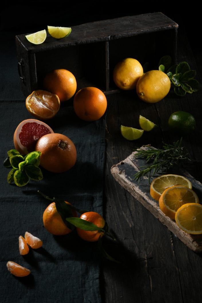 Matteo Marioli Foodphotography Brescia Agrumi in collaborazione con Paolo Castiglioni e Italian Food Academy