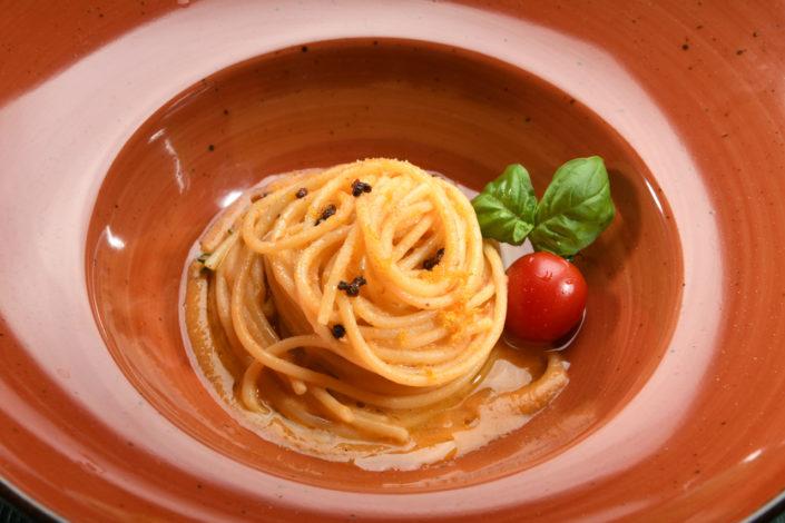 Matteo Marioli Food Pasta in collaborazione con Paolo Castiglioni e Italian Food Academy