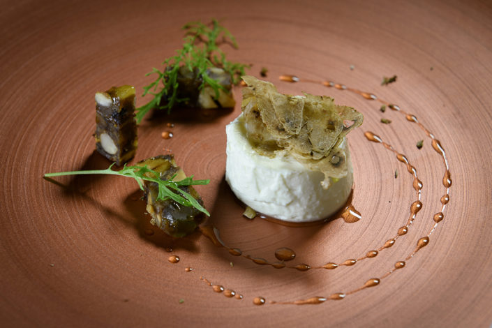 Matteo Marioli Foodphotography Brescia Formaggio di capra e tartufo Chris Oberhammer